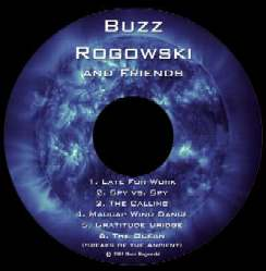 Listen to samples from Buzz Rogowski and Friends.